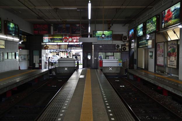 Photos: 2018_0813_132707 嵐電四条大宮駅