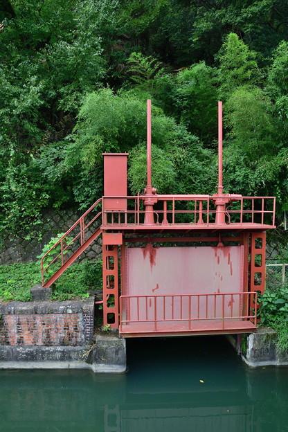 2018_0917_134530 疎水分流・蹴上浄水場への水路