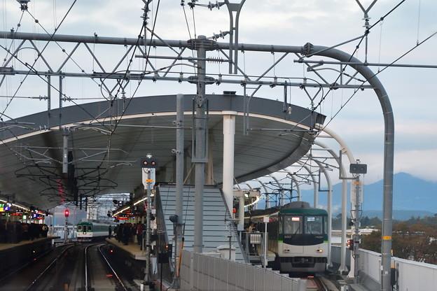 2018_1104_165217 京都競馬場の最寄り 淀駅