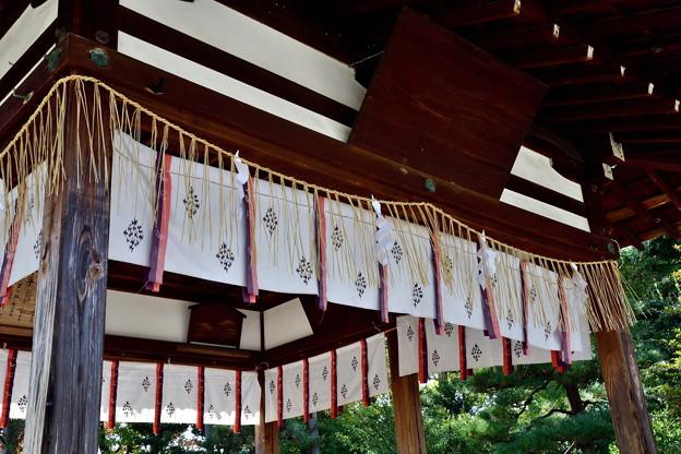 Photos: 2018_1202_123536 わら天神敷地神社
