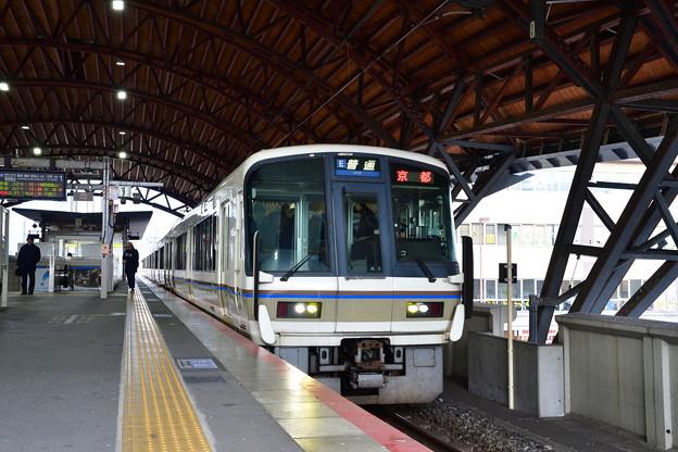 2019_0210_151601 JR嵯峨野線 二条駅