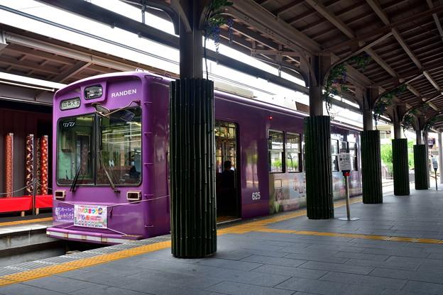 2019_0609_114316 嵐電嵐山駅