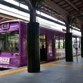 Photos: 2019_0609_114316 嵐電嵐山駅