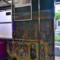 Photos: 2019_0813_160143 内装の壁は観音様の障壁画