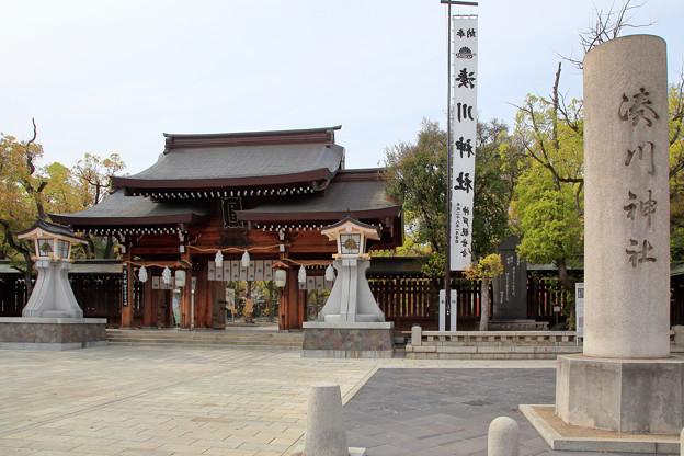 神戸・湊川神社
