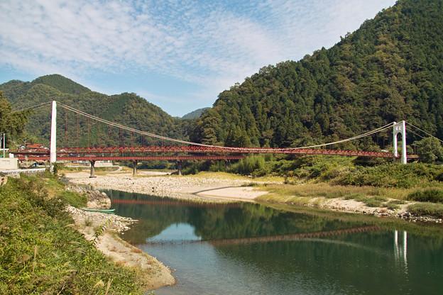 宇賀峡大橋