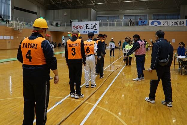 Photos: 県 綱引き選手権