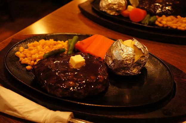 2018.02.01. Hamburg steak