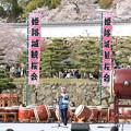 Photos: 第31回姫路城観桜会 和太鼓TA・KU・MI 1