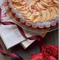 林檎のヨーグルトケーキ