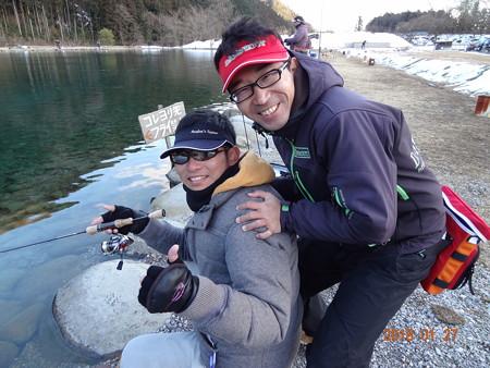 大芦川でプラプラしてきました^^