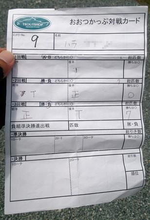 2018年オオツカップ・WP長瀞戦