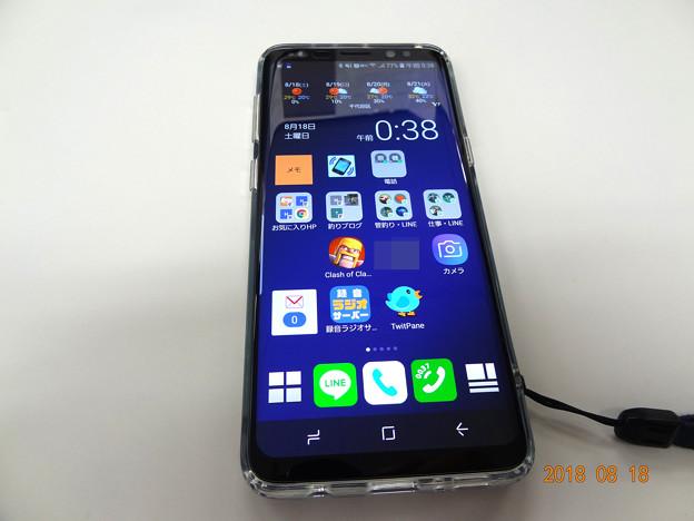 Photos: Samsun GalaxyS9 購入