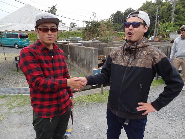 2018 キングフィッシャー・マスターズ戦