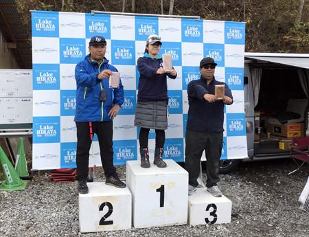 第18回トラウトキング選手権 地方予選 I-D-F-CUP