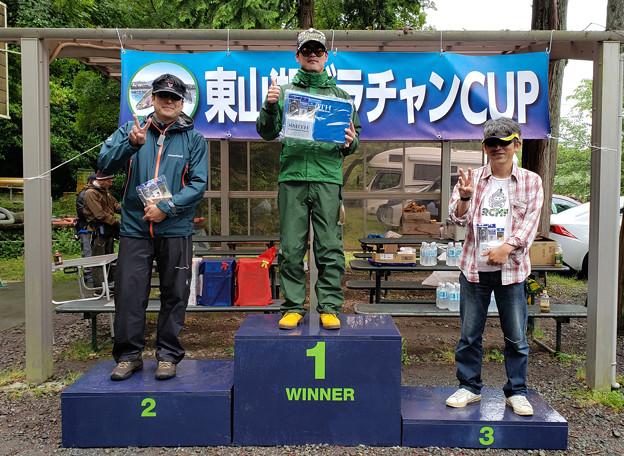 第2回 東山湖グラチャンCUP 最終戦スミス杯