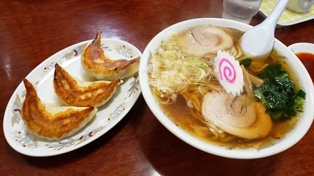 加賀FAに行く理由は佐野ラーメンを食べるため^^