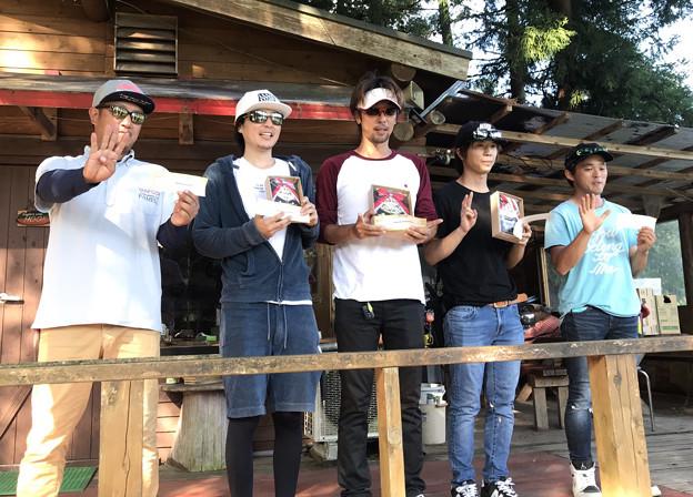 フックCUP夏 最終戦