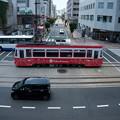 写真: 岡山路面電車