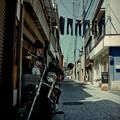 写真: 児島ジーンズストリート
