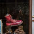 Photos: 赤いブーツ