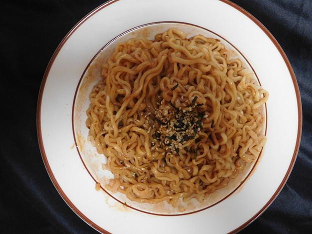 20180901(ブルダック炒麺2)