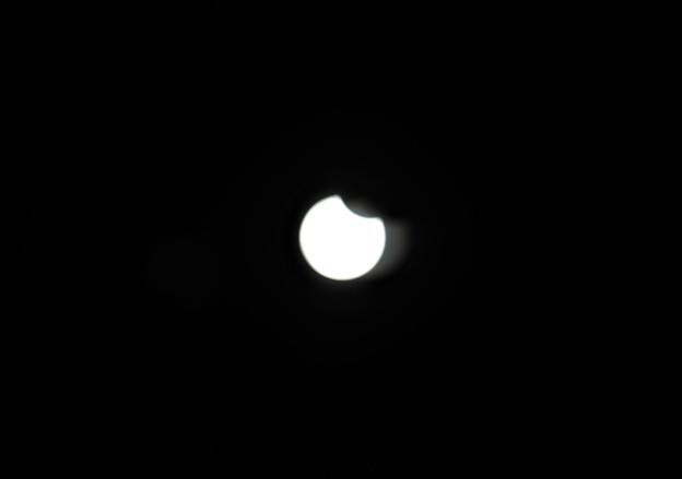 平成最後の日食