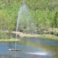 Photos: 七色の噴水b