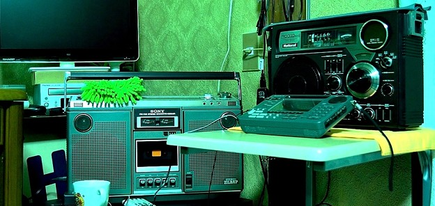 お気に入りのラジオ
