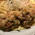 麺屋武蔵 二天、鶏天
