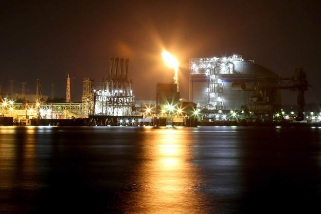 富山火力発電所
