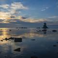 写真: 雨晴海岸#2 DSC_9271