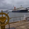 写真: 海王丸パークににっほん丸寄港