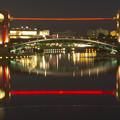 写真: 天門橋(赤い糸)IMG_6316