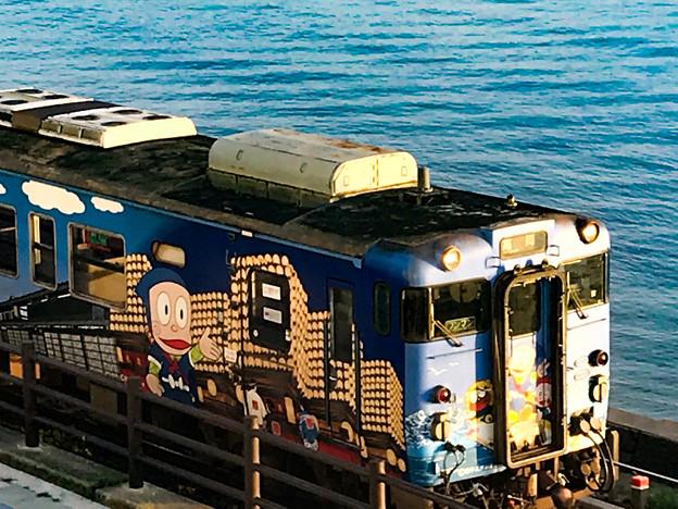 氷見線ハットリ列車 IMG_9877