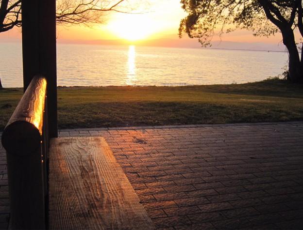 夕陽の刻1