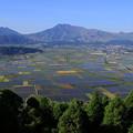 写真: ☆水上の阿蘇五岳