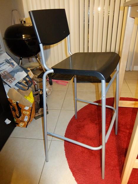 IKEA バーチェア $35