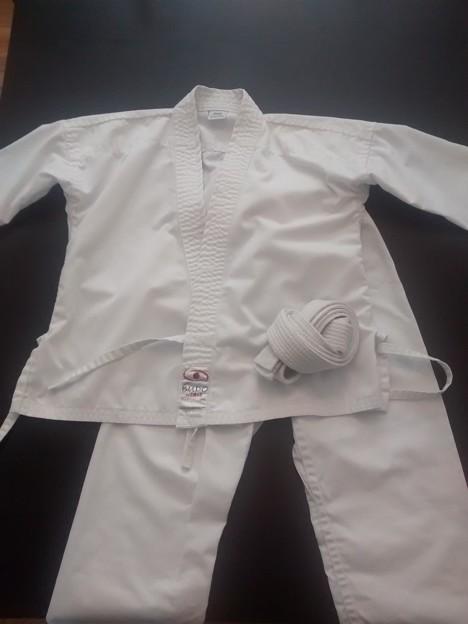 $5 Karate Dougi (4-6y.o.)/道着