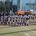 2018年3月17日(土)C・スーパーリーグ第1戦(対旗の台クラブ)