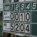 2019年7月20日(土)B・深川大会新人戦 1回戦(対 深川レッドソックス)