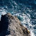 Photos: 石廊崎の波