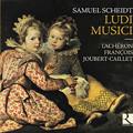 写真: シャイト『音楽の楽しみ』(1621)~ヴィオラ・ダ・ガンバ合奏による