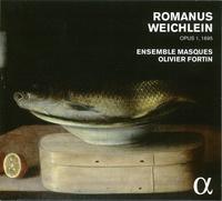 写真: ヴァイヒライン『音楽による祝宴』(1695) +クーナウ、ムファット、パッヘルベル...他