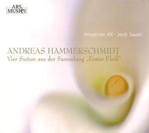写真: ハンマーシュミット:器楽合奏のための四つの組曲