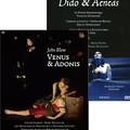 写真: ブロウ『ヴィーナスとアドニス』(Alpha703)・パーセル『ダイドーとイニーアス』(Alpha706)