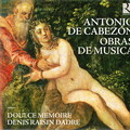 Photos: カベソーンと、16世紀のヨーロッパ音楽さまざま