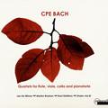 写真: C.P.E.バッハ:三つの四重奏曲 / ハンブルクのソナタ / 無伴奏ソナタ~