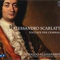 Photos: アレッサンドロ・スカルラッティ 鍵盤のためのトッカータと、フーガさまざま