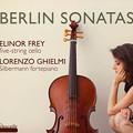 写真: 5弦のチェロと、プロイセンの艶やかな宮廷音楽